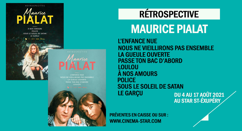 ÉTÉ 2021 aux (2) cinémas Star