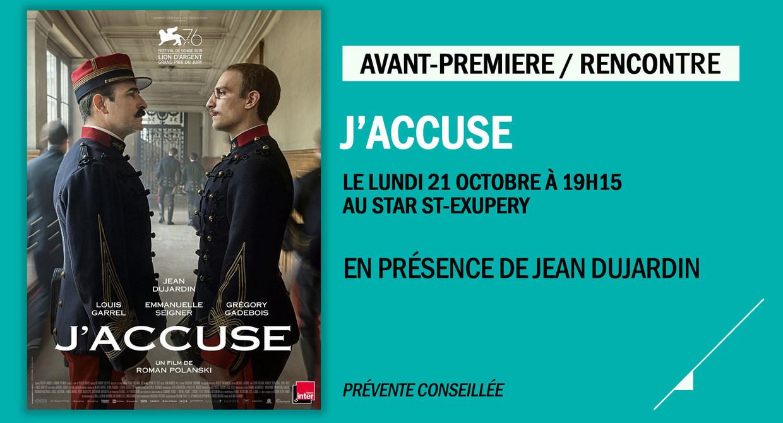 Photo du film J'accuse