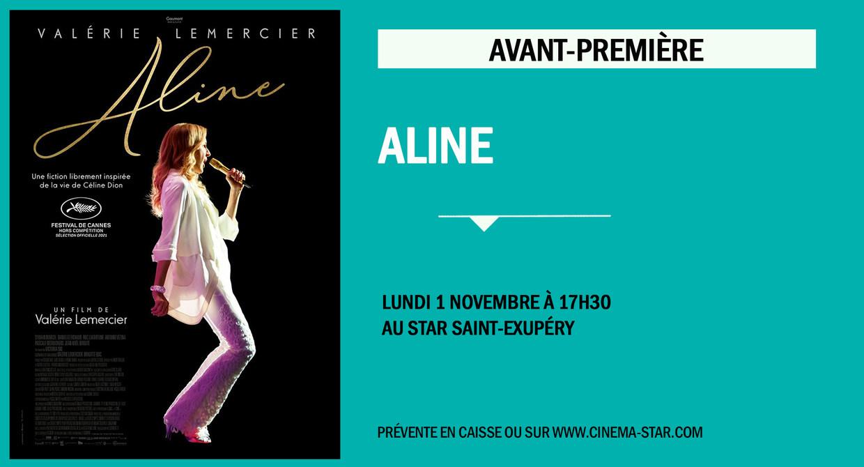 Photo du film Aline