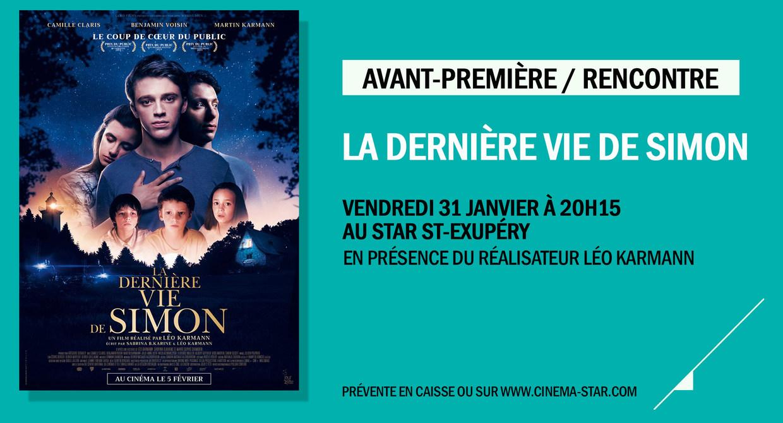Photo du film La Dernière Vie de Simon