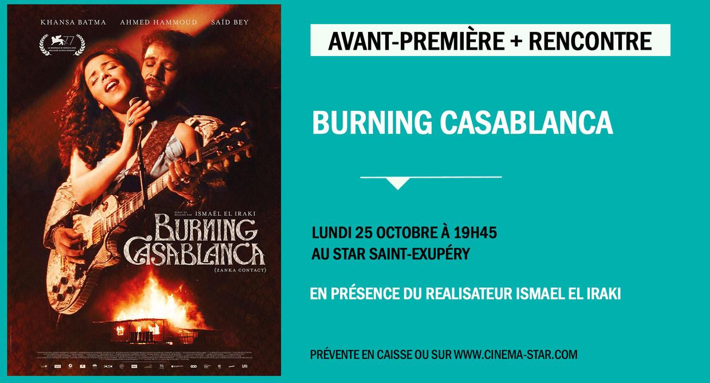Photo du film Burning Casablanca