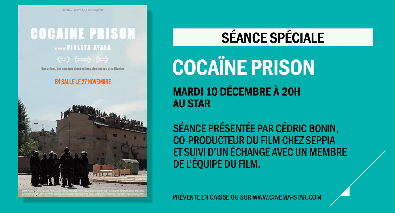 Photo du film Cocaine Prison