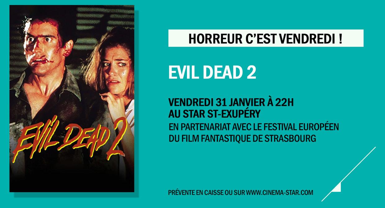 Photo du film Evil Dead 2