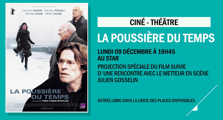 Photo du film La Poussière du temps