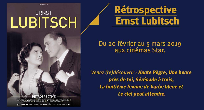 Rétrospective Ernst Lubitsch