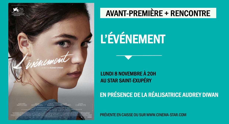 Photo du film L'Evénement