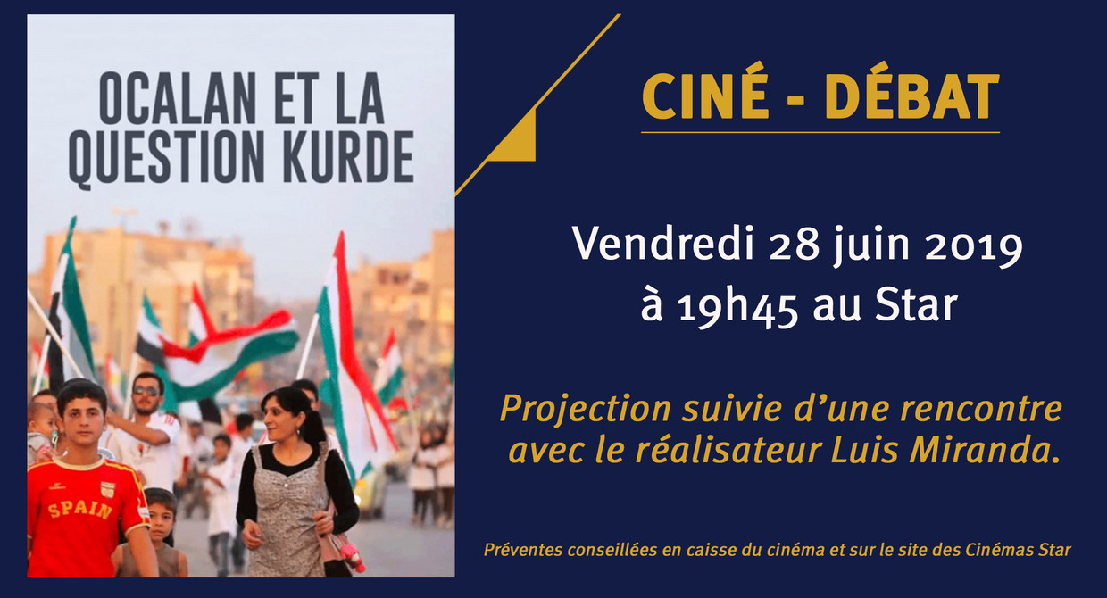 Ciné-Débat : öcal et la question kurde