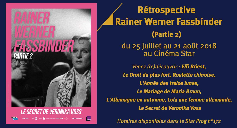 Rétro Fassbinder Vol. 2