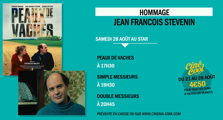 Hommage à Jean-François Stévenin