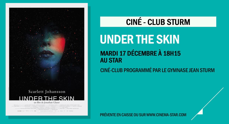 Photo du film Under the Skin